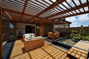 Renovations - Gold Coast - MTB Constructions - How A Pergola Adds Value To Your Property